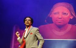 احتفالية «الكاتب المسرحي المصري» بطولة حمزة الغالي تفتتح المهرجان القومي