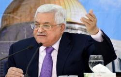 """""""عباس"""" يرحب بقرار """"العمال البريطاني"""" بالدعوة للاعتراف الفوري بدولة فلسطين"""