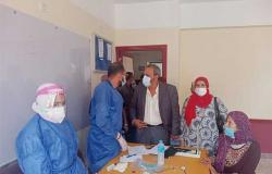 قوافل جامعة طنطا الطبية قدمت خدماتها العلاجية بالمجان لـ 1288مواطنًا بزفتى