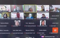 رئيس جامعة مطروح يشارك في مؤتمر رؤساء الجامعات الفرانكفونية في الشرق الأوسط