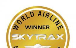 """""""الخطوط السعودية"""" تحصد جائزة """"شركة الطيران الأكثر تقدماً في العالم"""""""