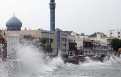إعصار شاهين.. خسائر في البنية التحتية بعمان ولجان لإدارة الأزمة