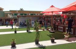 انطلاق فعاليات الملتقى التسويقي الأول للتمور المصرية في الوادي الجديد