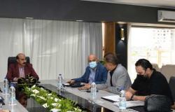 محافظ أسوان : بدء مشروع تطوير طريقى كيما والسماد خلال شهر