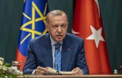 أردوغان: نأمل أن تسير علاقاتنا مع الحكومة الألمانية الجديدة على غرار علاقاتنا مع حكومة ميركل