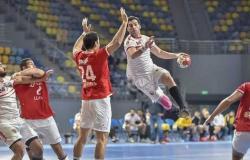 الزمالك يعلن غياب خالد وليد وحازم ممدوح عن فريق اليد لمدة 3 أسابيع