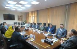 «معيط» خلال لقاء «أمين الضرائب السودانية»: مصر حولت التحديات إلى فرص تنموية
