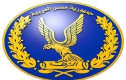 ضبط 2897 مخالفة لقائدى الدراجات النارية لعدم ارتداء الخوذة