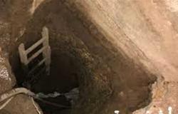 مصرع فلاح انهارت عليه حفرة أثناء التنقيب عن الآثار ببني سويف