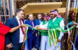 البرنامج السعودي لتنمية وإعمار اليمن يفتتح حزمة مشروعات تنموية في عدن