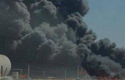 الإمارات.. السيطرة على حريق في منطقة جبل علي الصناعية