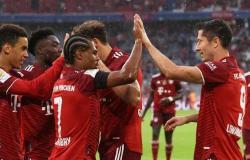 جدول ترتيب هدافي الدوري الألماني والفِرق فى نهاية الجولة 8