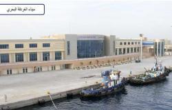 تداول 6200 طن بضائع عامة ومتنوعة بموانئ البحر الأحمر