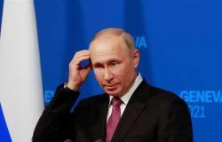 بوتين: روسيا تدرس رفع طالبان من قائمتها للجماعات الإرهابية
