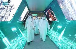 """""""الداخلية"""" تختتم مشاركتها في أسبوع جيتيكس للتقنية في دبي"""