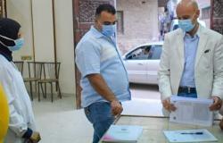 وكيل «صحة الشرقية» يفاجئ العاملين بمستشفى ههيا