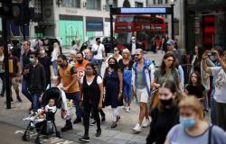 بريطانيا تسجل 52,009 إصابات جديدة و115 وفاة بكورونا