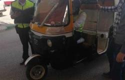 كشف ملابسات فيديو يتضمن التعدي على سائق توك توك «معاق» بالدقهلية
