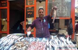 ارتفاع أسعار الأسماك في سوق العبور .. والجمبري بــ 460 جنيهًا