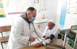 للأسبوع الثاني علي التوالي.. صحة المنيا تواصل فعاليات المبادرة الرئاسية لعلاج كبار السن