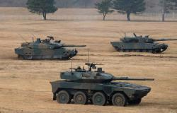 بعد زيادة التوتر بالمنطقة.. اليابان تُجري أضخم مناورة عسكرية خلال 30 سنة