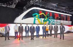 الوزير: «ألستوم» تتولى إدارة وتشغيل قطاري «مونوريل» العاصمة الإدارية و٦ أكتوبر