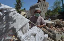 زلزال يضرب إثيوبيا بقوة 5 ريختر