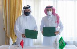 الأولمبية السعودية توقع مذكرة تعاون مع اللجنة الأولمبية البحرينية