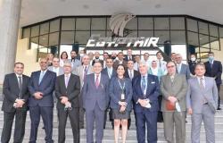 المركز الإعلامي لوزارة الطيران المدني ينظم مبادرة في «حب مصر للطيران والمطارات المصرية»