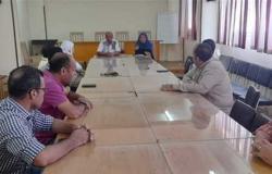 مدير «رياضة الأقصر» يجتمع مع المرشدين السياحيين المشاركين في«اعرف بلدك»