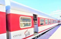 مصرع رضيعة صدمها قطار أثناء لهوها على شريط السكة الحديد بسوهاج
