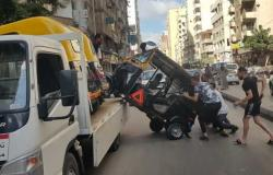 مصرع طفلة وإصابة 5 أخرين في حادثي سير منفصلين ببني سويف