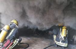 3 وفيات إثر حريق مطعم قرب الجامعة الأردنية