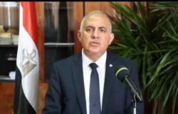 وزير الري: توجيه رئاسي باستغلال كل نقطة مياه على أرض مصر مهما كانت التكلفة