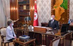 رئيسة وزراء تونس تزور السعودية في أول مهمة خارجية