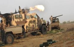 الجيش اليمني يقتل 8 حوثيين ويصيب 12 خلال مواجهات في تعز