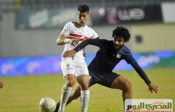 بث مباشر الزمالك ضد إنبي في الدوري المصري 2021-2022
