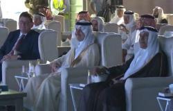 """شاهد.. الأمير """"الباسم"""" يبعث شعور الاطمئنان والسعادة في نفوس أهالي الشرقية"""