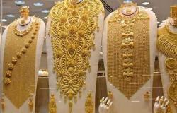 أسعار الذهب فى الجزائر اليوم