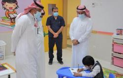 """""""الغيثي""""  يقدم دعمًا ماليًا لمركز الملك سلمان لرعاية الأطفال من ذوي الإعاقة"""