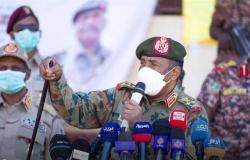 البرهان: الحكومة الجديدة قائمة على الكفاءات ولن تضم أي قوى سياسية