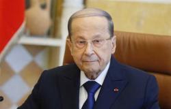 الرئيس اللبناني يعلن عودة جلسات مجلس الوزراء
