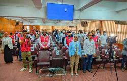 «قادة التطوع».. جامعة المنيا تنظم معسكرًا تثقيفيًا لطلابها الفائقين