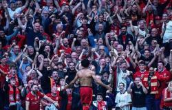 جماهير ليفربول تضغط على الإدارة بأغنية جديدة لـ محمد صلاح (فيديو)