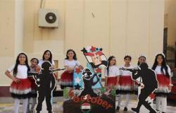 بـ«أوبريت مصر التي في خاطرى» ..«تعليم الإسكندرية» تحتفل بانتصارات أكتوبر (صور)