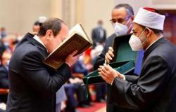 السيسي: يجب فهم نصوص القرآن الكريم وعدم الاكتفاء بحفظها.. وأقدر الدور المهم للإعلام
