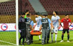 سعد سمير يدعم فيوتشر فى مواجهة المصري ويغيب عن مباراة الاتحاد