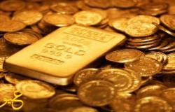 سعر الذهب اليوم الاثنين 9-1-2017 في محلات الصاغة في مصر  و إرتفاع الذهب من جديد