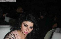 بالصور-الفنانة مروة تحتفل بالعيد على طرقتها الخاصة !