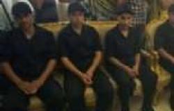 بالفيديو  جنود معبر رفح يرقصون فرحا بعد إطلاق سراح زملائهم
